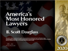 America's Most Honored Lawyers logo